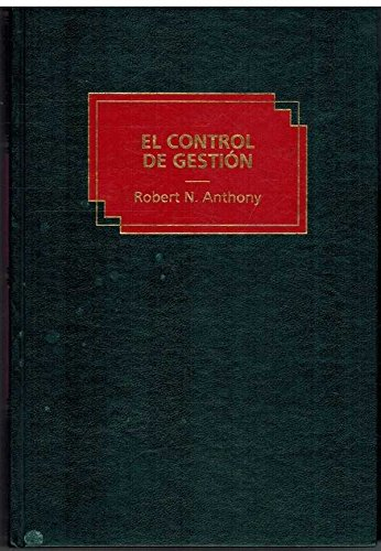 9788423412600: EL CONTROL DE GESTIÓN