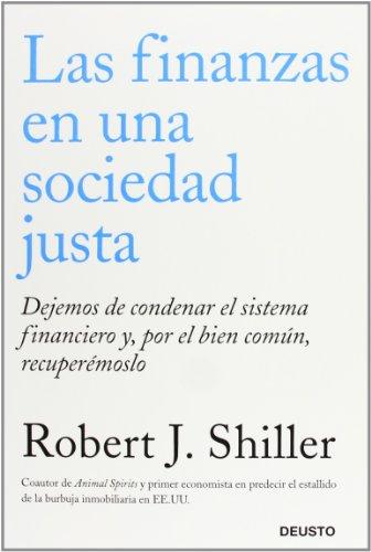9788423412655: Las finanzas en una sociedad justa