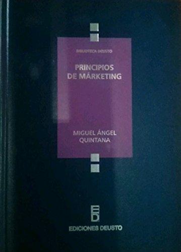 9788423415014: Principios de Marketing