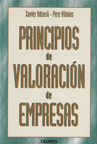 9788423415700: Principios de valoración de empresas