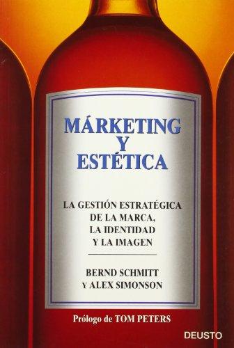 9788423416011: Marketing y estética: La gestión estratégica de la marca, la identidad y la imagen