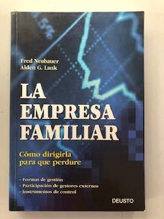 9788423416196: La empresa familiar