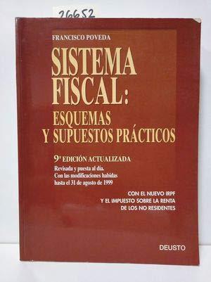 9788423416851: Sistema fiscal: esquemas y supuestos practicos