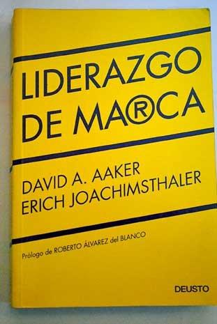 Liderazgo de marca: David Aaker