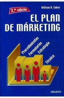 9788423418763: El Plan de Marketing: Procedimientos, formularios, estrategia,técnica