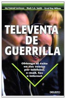 9788423422791: Televenta de guerrilla