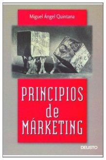 9788423422937: Principios de marketing