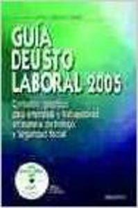 9788423423019: 2005 - guia deusto laboral (+CD-rom)