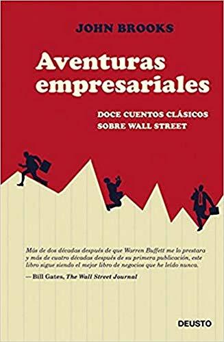 9788423424900: Aventuras empresariales: Doce cuentos clásicos sobre Wall Street (Sin colección)