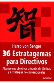 9788423425150: 36 estratagemas para directivos