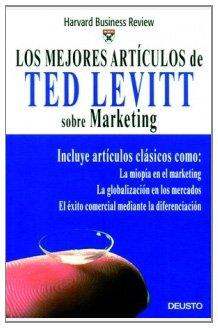 9788423425242: MEJORES ARTICULOS DE TED LEVITT SOBRE MARKETING.