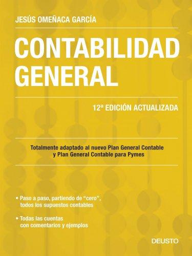 Contabilidad General (11ª Edición actualizada) - Jesús Omeñaca