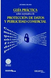 9788423426638: Guía práctica sobre normativa de protección de datos y publicidad comercial