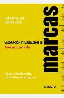 9788423426751: Valoracin y evaluacin de marcas