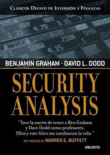 9788423426942: Security analysis: principios y tecnica