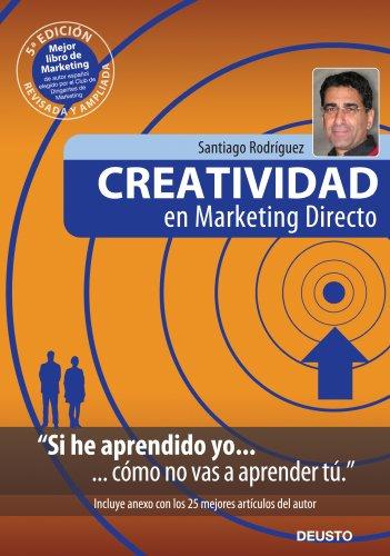 9788423427079: Creatividad en marketing directo