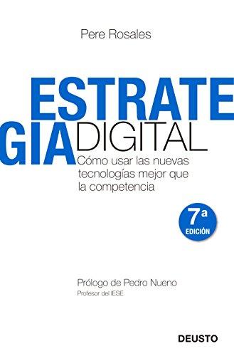 9788423427673: Estrategia Digital