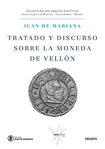 Tratado y discurso sobre la moneda de: Mariana, Juan de