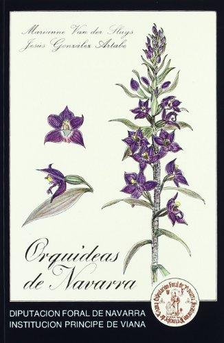 9788423505562: Orquideas de Navarra