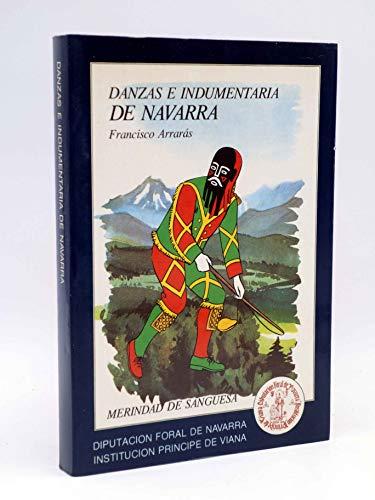 9788423506330: Danzas e indumentaria de Navarra :merindad de sangüesa