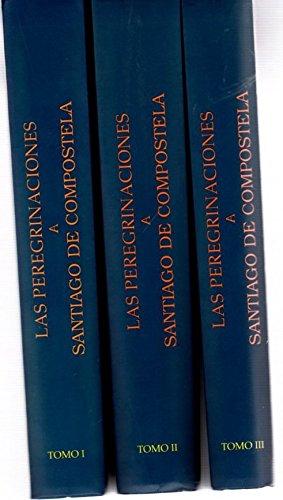 9788423511228: Las peregrinaciones a Santiago de compostela (3 vols)