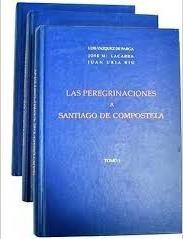 Las Peregrinaciones a Santiago de Compostela: Parga, Luis Vázquez