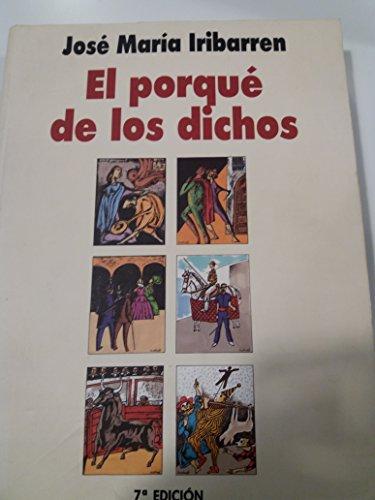 9788423511808 Kart Porque De Los Dichos El Zvab Jose Maria