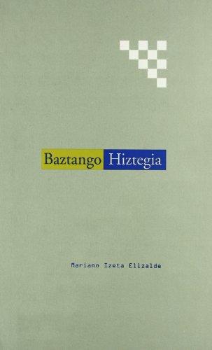 9788423515066: Baztango hiztegia