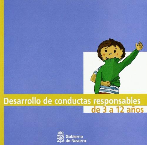 9788423523894: Desarrollo de conductas responsables de 3 a 12 años