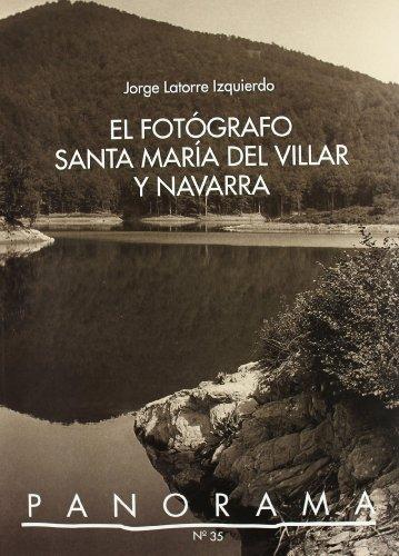 9788423527236: Fotografo santa María del villar y Navarra (Panorama)