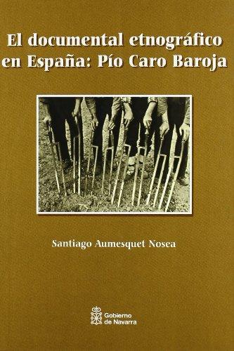 9788423527243: Documental Etnografico en Espana: pio Caro Baroja
