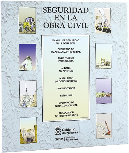 9788423531035: Seguridad en la obra civil