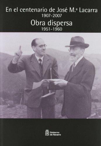 9788423531189: En el centenario de José mª lacarra vol.3 - obra dispersa