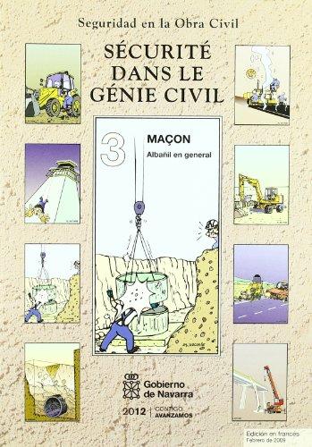 9788423531240: Securite Dans Le Genie Civil, 3. Maon./ Albañil en General.