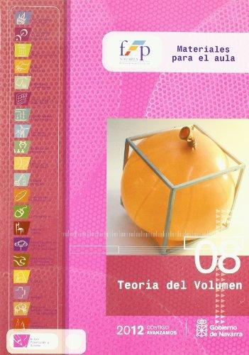 9788423531622: Teoria del Volumen (Materiales para el Aula, 08)
