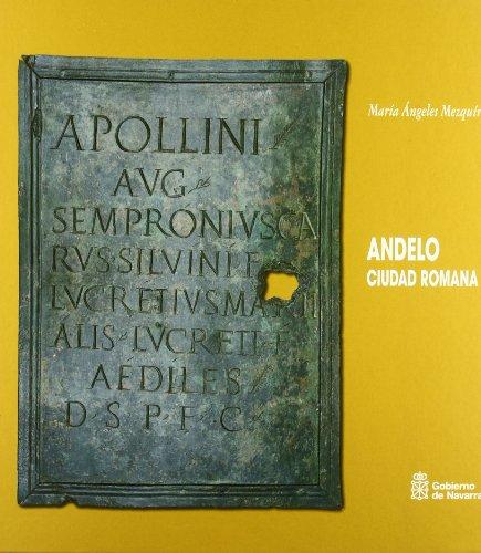 Andelo, ciudad romana: Mezqu?riz, Mar?a ?ngeles