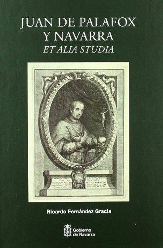 9788423532599: Juan de palafox y Navarra et alia studia
