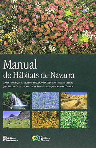 Manual de habitats de navarra: Peralta, Javier