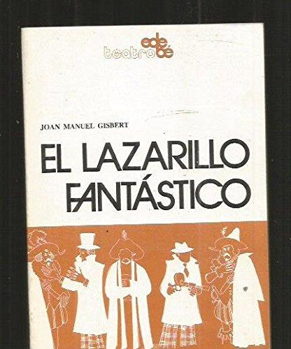 9788423617852: LAZARILLO FANTASTICO - EL
