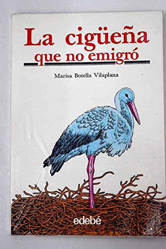 La cigüeña que no emigró: Marisa Botella Vilaplana