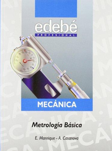 9788423631285: Metrologia Basica