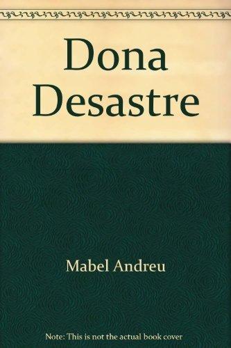 9788423633432: Doña desastre