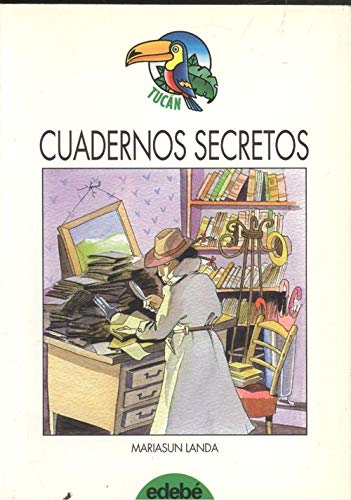 9788423636990: Cuadernos secretos (Tucan Verde)