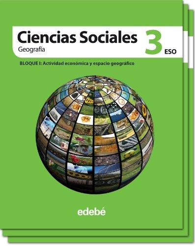 9788423640614: Ciencias sociales, geografía, 3 ESO - 9788423640614