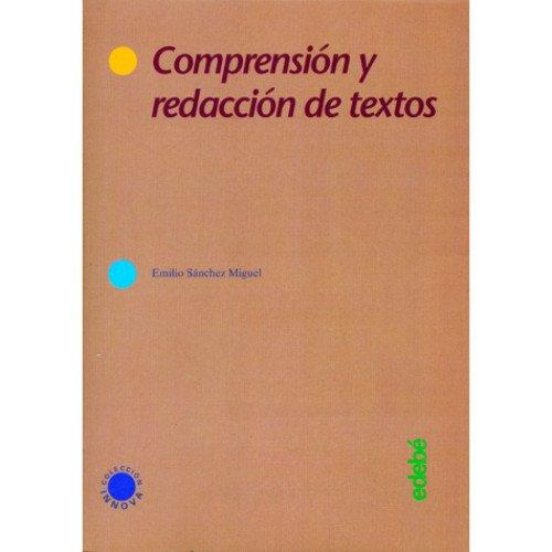9788423643493: Comprension y redaccion de textos