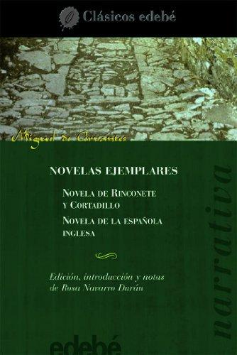 9788423653928: Novelas Ejemplares / Exemplary Novels (Clasicos Edebe / Edebe Classics) (Spanish Edition)