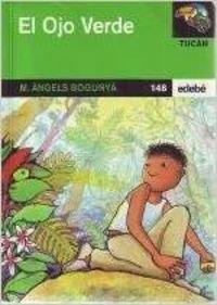 Ojo Verde: M. Angels Bogunya