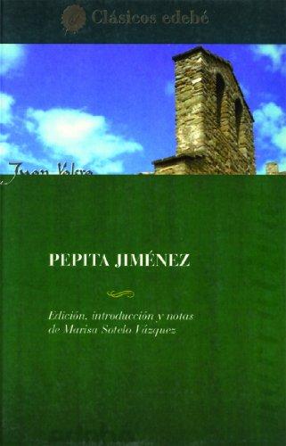 9788423655335: PEPITA JIMÉNEZ (CLÁSICOS EDEBÉ)