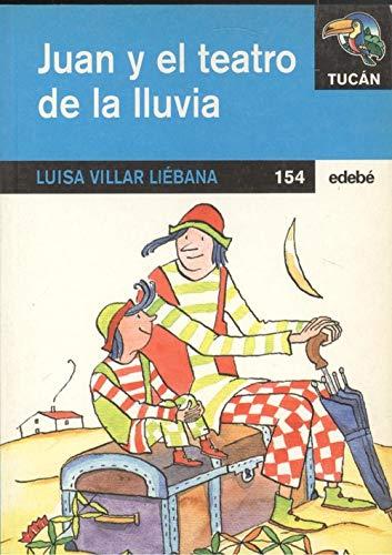 Juan y el teatro de la lluvia: Villar Liebana, Luisa