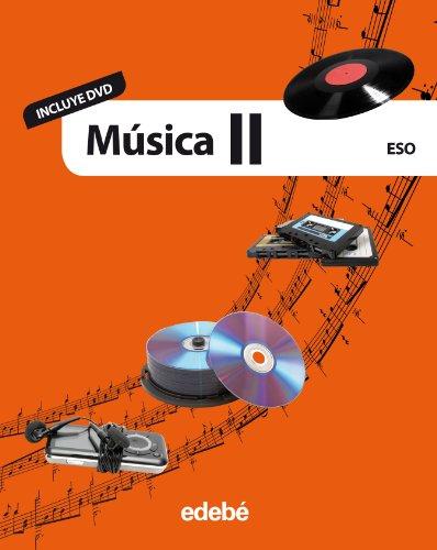 9788423661107: Música, 2 ESO